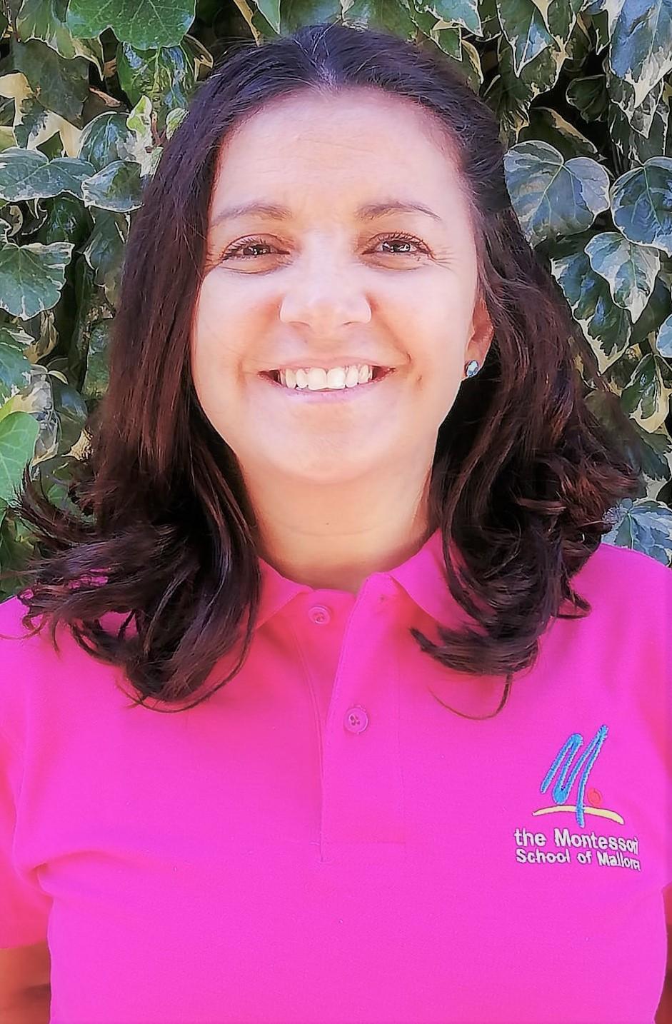 Maria Pirovano Pena - The Montessori School of Mallorca