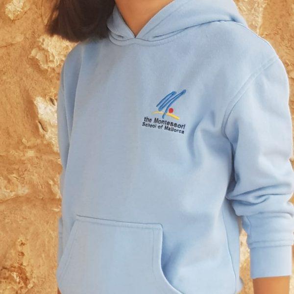 Girl with sweatshirt Kangoroo