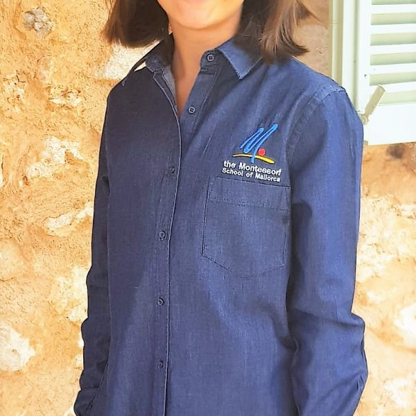 Secondary uniform - denim shirt